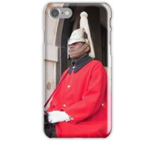 London Horse Guard  Whitehall  iPhone Case/Skin