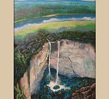 cascade by Jose Lorenzo