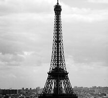 Eiffel Tower by Rosina  Lamberti