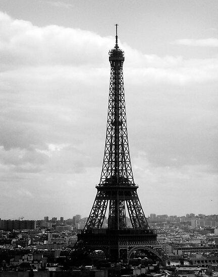 Eiffel Tower by Rosina  Lamberti