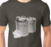 Trash Cans Unisex T-Shirt