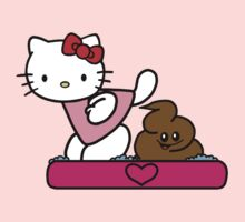 Hello Kitty Litter by Oran