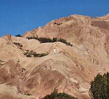 Vasquez Rocks - Another View by Jawaher