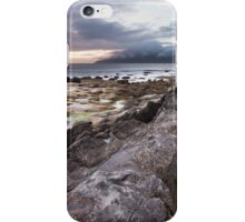 Weather over Rum iPhone Case/Skin