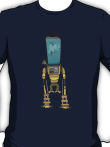 Monkey  Robot Experiment T-Shirt