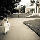 Walk Away by Jonathan Yeo