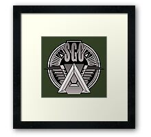 Stargate Command Framed Print