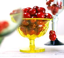 Bowl of Cherries by secondcherry