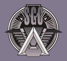 Stargate Command Kids Tee