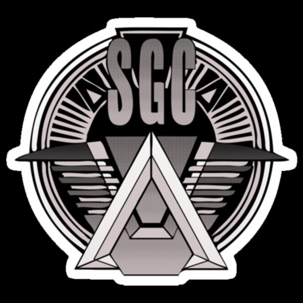 Stargate Command by Nana Leonti