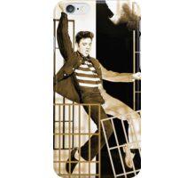 Elvis Shakes the Pelvis!!! iPhone Case/Skin
