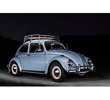 CarAndPhoto - Volkswagen Bug Photographic Print