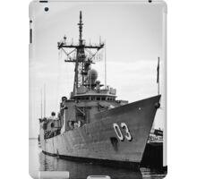 HMAS Sydney Naval Vessel iPad Case/Skin
