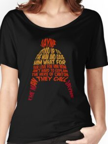 Cunning hat Women's Relaxed Fit T-Shirt