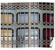 Gated Window Poster