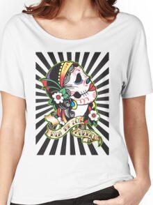 Dia de los Muertes Women's Relaxed Fit T-Shirt