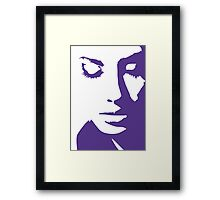 passion 5 Framed Print