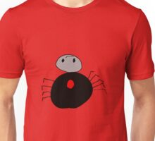 Redback Spider (Issy age 5) Tee Unisex T-Shirt