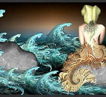 Tale of the Mermaid by AngelMist