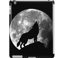 Howler iPad Case/Skin
