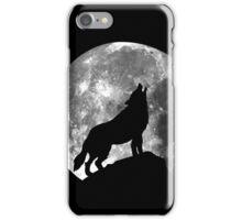 Howler iPhone Case/Skin