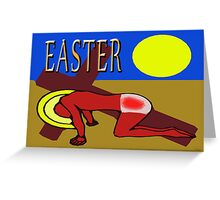 EASTER 35 Greeting Card