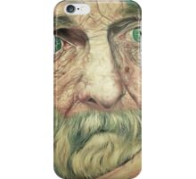 Old Man Bob. iPhone Case/Skin