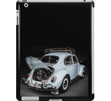 CarAndPhoto - Volkswagen Bug - Engine  iPad Case/Skin