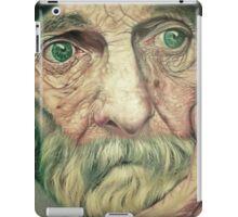 Old Man Bob. iPad Case/Skin