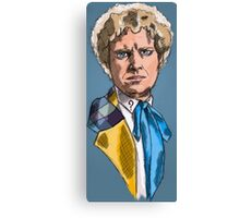 Sixth Lord of Time Canvas Print