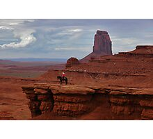 The Watchman  Photographic Print