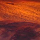 Cloudy Sunset by Brendan Schoon