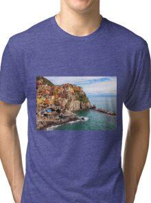 Cinque Terre Tri-blend T-Shirt