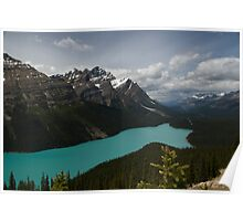 Banff National Park, Peyto Lake Poster
