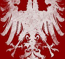 Heraldic Twin Eagles by avbtp