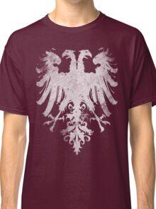 Heraldic Twin Eagles Classic T-Shirt