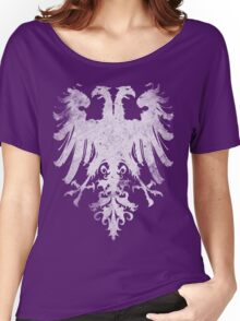 Heraldic Twin Eagles Women's Relaxed Fit T-Shirt