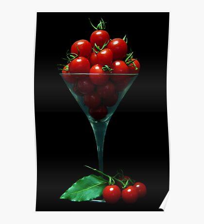 Tomato Juice Poster
