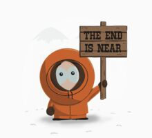 The End Is Near One Piece - Short Sleeve