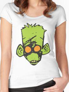 Jan Ward Women's Fitted Scoop T-Shirt