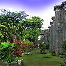 Oldest Church In Cartago, Costa Rica III by Al Bourassa