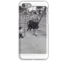 Past Times  iPhone Case/Skin