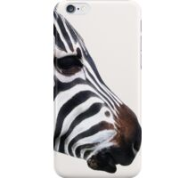 Zebra Love iPhone Case/Skin