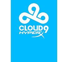 Cloud 9 Photographic Print