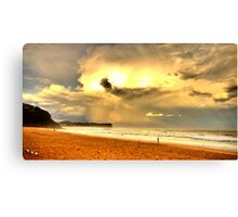 Dreamtime - Warriewood Beach - The HDR Experience Canvas Print