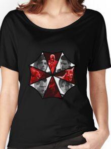 Resident Evil (remake) Umbrella logo Women's Relaxed Fit T-Shirt