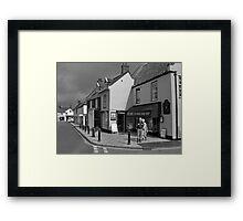 Holt in Norfolk Framed Print