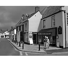 Holt in Norfolk Photographic Print