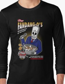 Rings Fandang-O's Cereals Long Sleeve T-Shirt