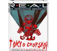 Tokyo Chopshop - Telerobox iPad Case/Skin